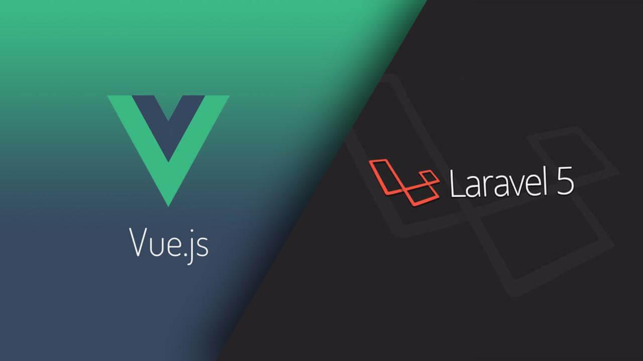 دوره ی آموزش پروژه محور Vue.js و Laravel به صورت فارسی
